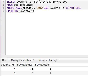 Filtrar datos para agrupar